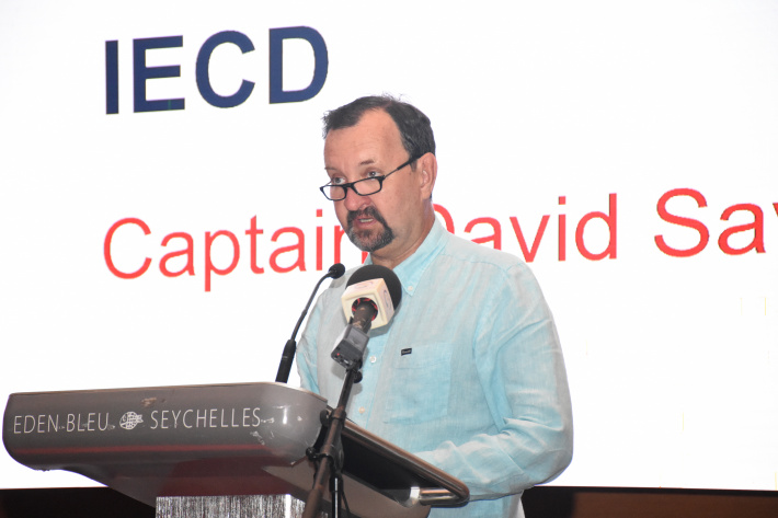 50 successfully complete IECD's last pre-registration training