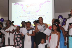 Certificate Presentation Ceremony for 4th Group of Childminders